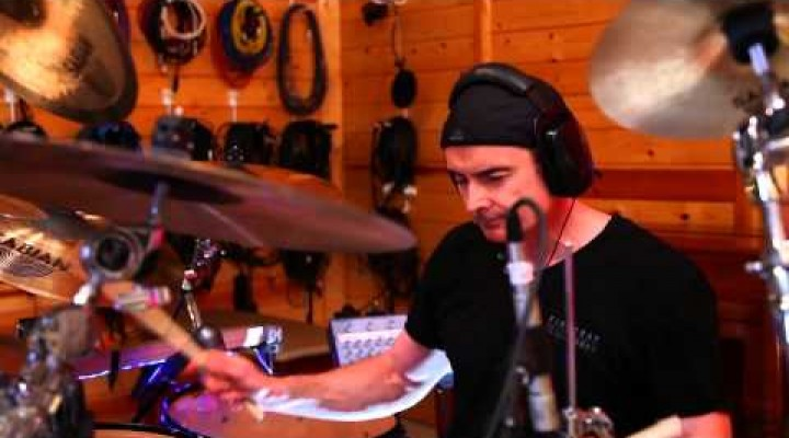 "Virgil Donati ""Red Air"" Session Video"