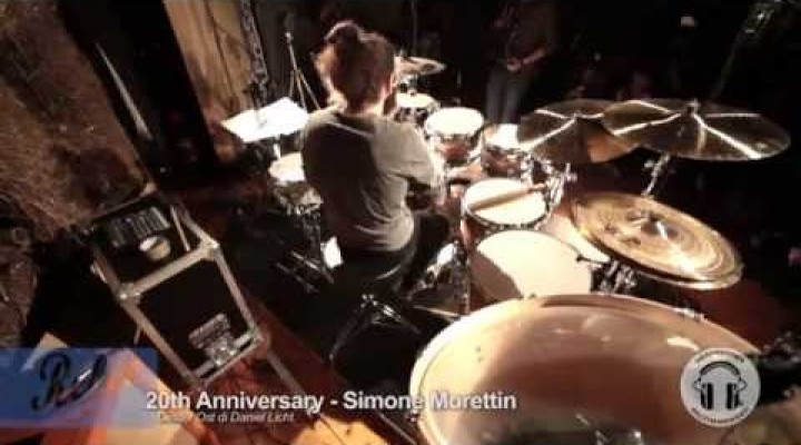 20th Anniversary – Simone Morettin – Performance 01