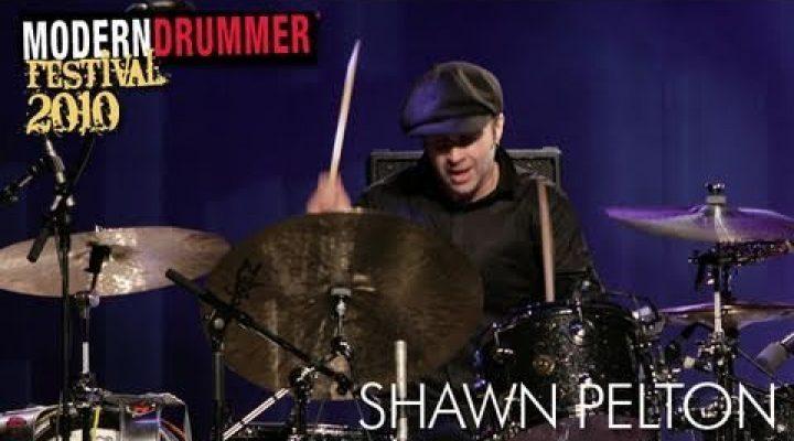 Shawn Pelton: Modern Drummer 2010