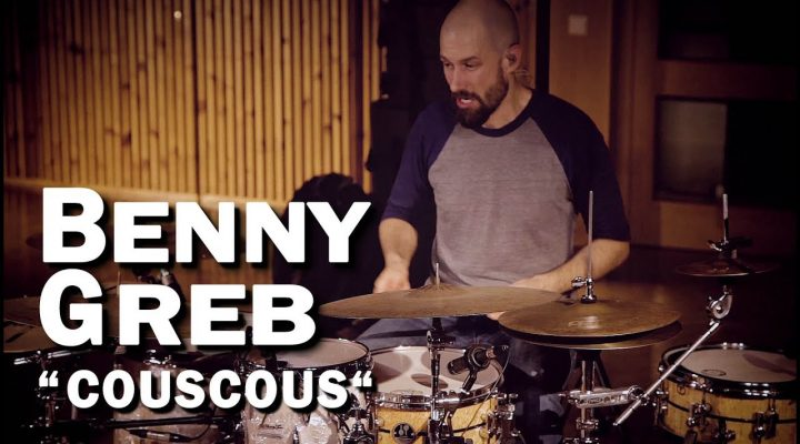 Benny Greb – Couscous