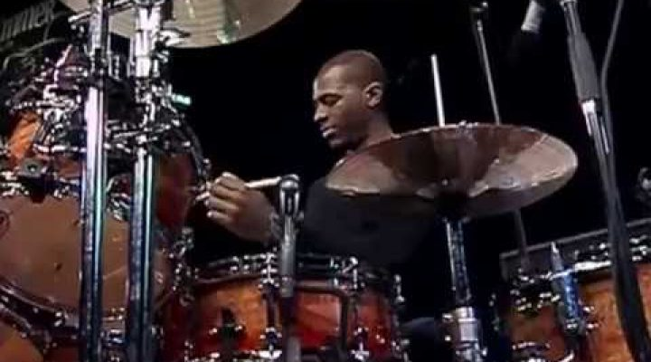 Nat Townsley: Drum Solo – 2003
