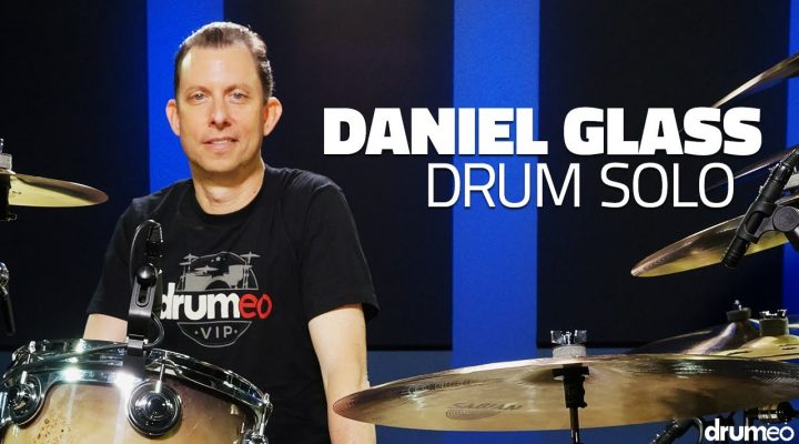 Daniel Glass Drum Solo