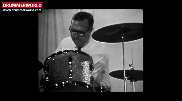 JOE MORELLO: The Great Drum Solo