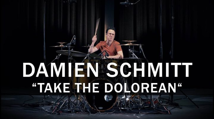 "Damien Schmitt – ""Take The Dolorean"""