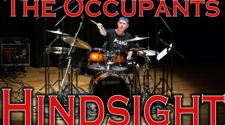 The Occupants – Hindsight (Drum Cover by Zsolt Szentmártoni)