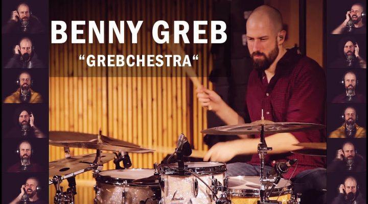 """Benny Greb """"Grebchestra"""""""