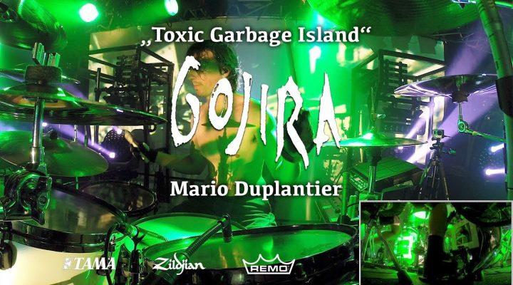 Mario Duplantier – Gojira