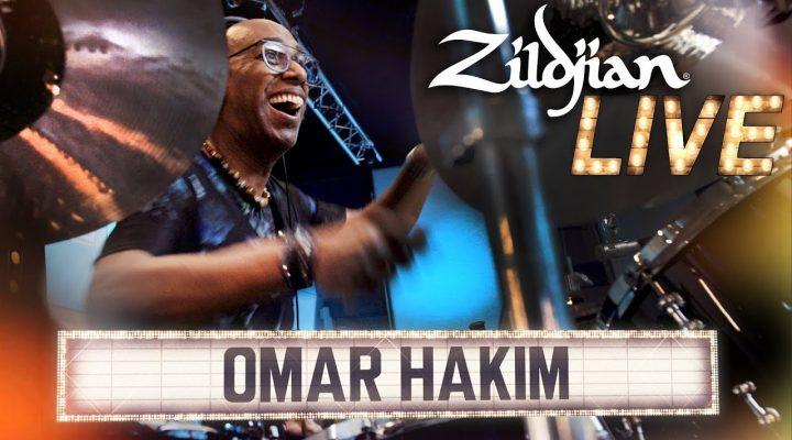 Omar Hakim – Convergence