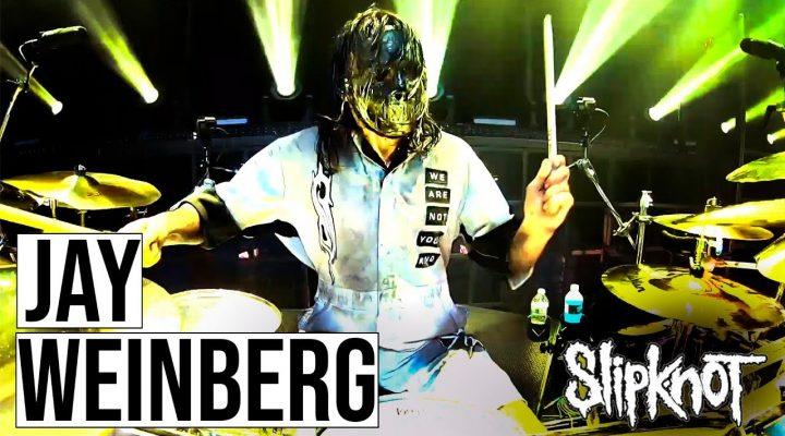 Jay Weinberg – Unsainted (Slipknot)