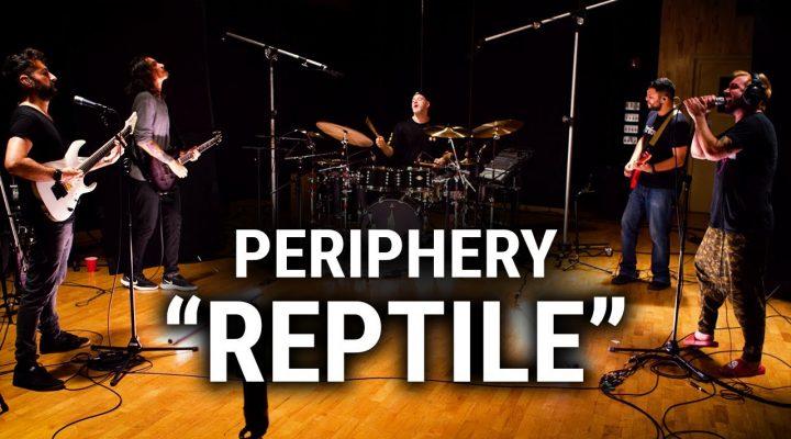 """Matt Halpern – Periphery – """"Reptile"""""""