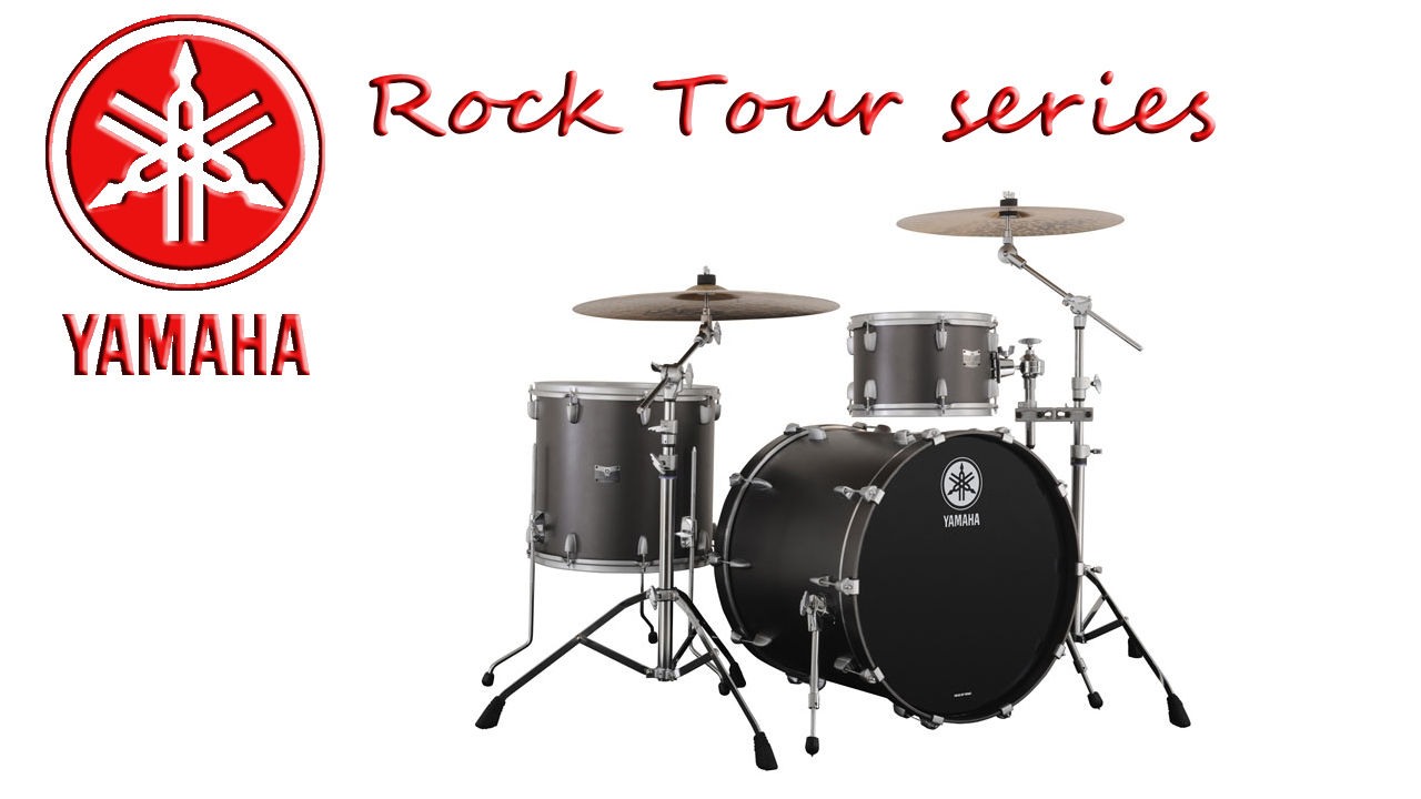 Yamaha Rock Tour series – Sound test