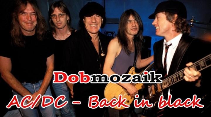 AC/DC – Back in black dobkotta