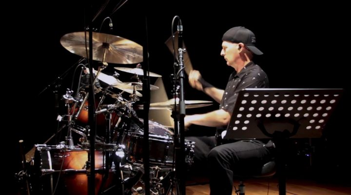 "Shawn Fichter – ""Cityscape"" (Vic Firth Play Along) – by Zsolt Szentmártoni"