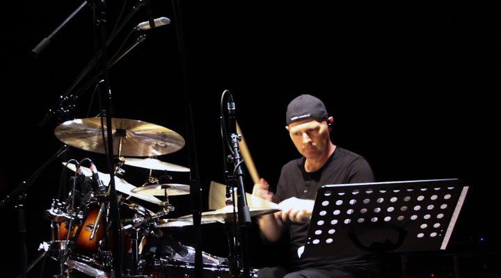 Brandon Graves – Periscope (Vic Firth Play Along) – by Zsolt Szentmártoni