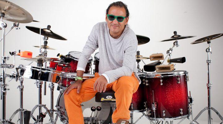 Horacio 'El Negro' Hernandez – Michel Camilo Trio – North Sea Jazz Festival 2004