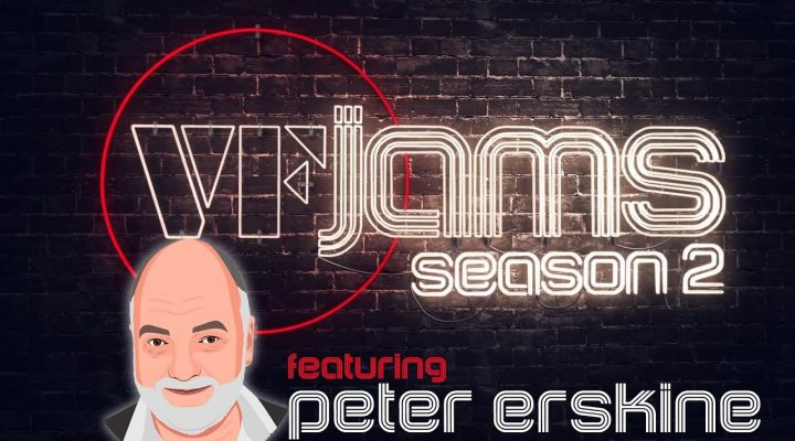 Peter Erskine – VFJams LIVE!